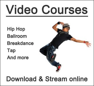 Learn to dance videos