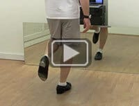 Learn cha slide dance steps