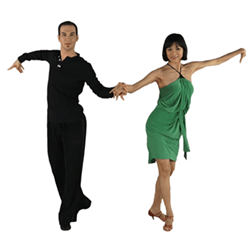 Learn to dance Ballroom and Latin DVD - Dance for Fun