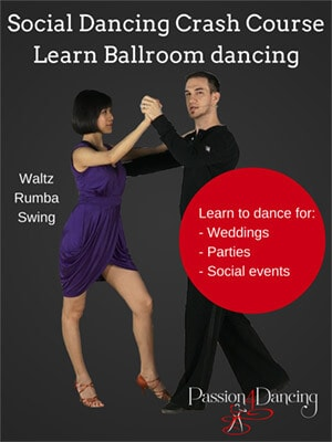 Social Dancing Crash Course Image on Ballroom Waltz Dance Steps