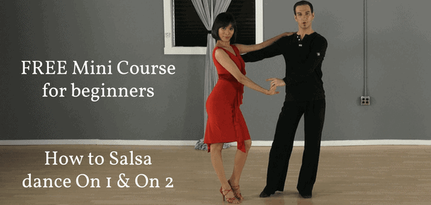 how to dance Salsa for beginners