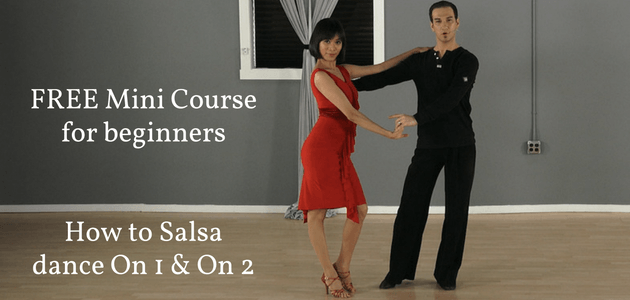 How To Dance Salsa For Beginners 4 Salsa Dance Steps