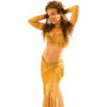 Learn to belly dance online