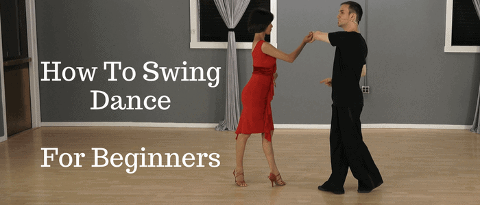 How to swing dance moves