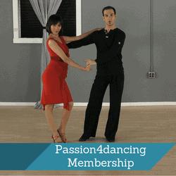 Passion4dancing membership