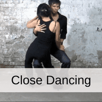 how to dance close
