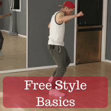 How to free style