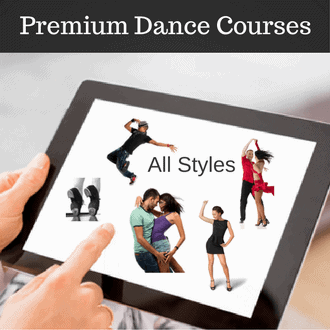 How To Freestyle Dance For Beginners - 3 Free Style Dance Moves