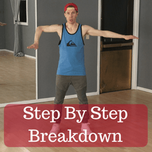 Step by step break down