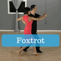 Foxtrot Ballroom dance steps