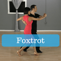 Foxtrot on Foxtrot Box Step
