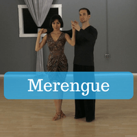 Merengue moves