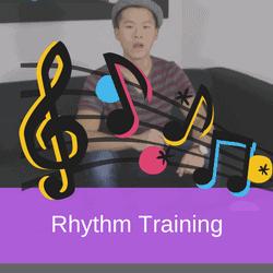 Rhythm-Training